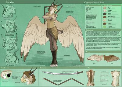 Noria-CharacterSheet