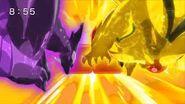 Dragold b-animal and Drazeros b-animal