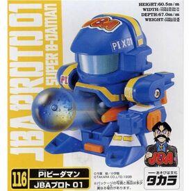 JBA Proto 01