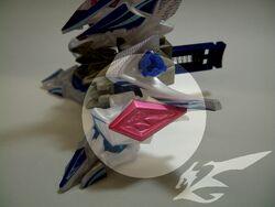 Sonic=Dravise Emblem Parts