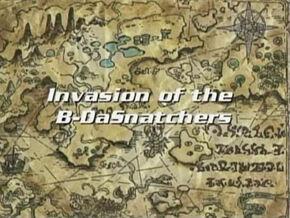 Invasion of the B-DaSnatchers