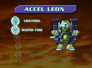 Accel Leon Stats