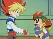 Yamato admiring Cain