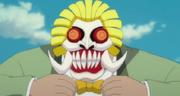 Hachi's Mask