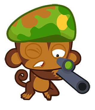 Sniper Monkey Bloons Wiki Fandom Powered By Wikia