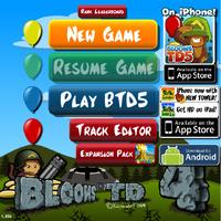 Bloons Tower Defense 4 (Game) Thumbnail