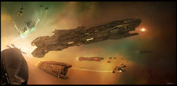 Dreh'ka fleet