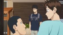 S2E22 Takuma telling Nabae weakness