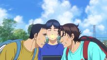 S2E18 Araya Okada arguing
