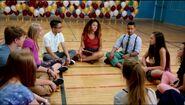 Vanessa Carly Scarlett Sasha Denzel season 1 episode 3