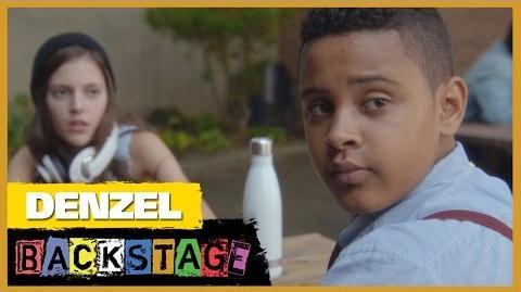 Meet Denzel from Backstage
