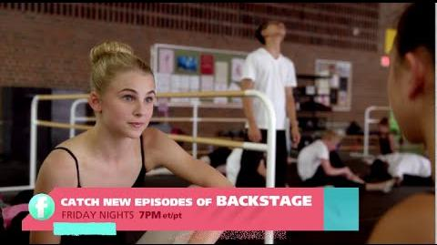 Backstage – Episode 13 Handkerchief Dance Fight