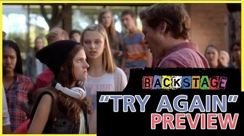 """Backstage - """"Try Again"""" Preview"""