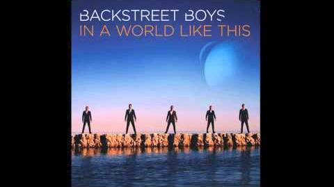 Backstreet Boys - In A World Like This (Audio)