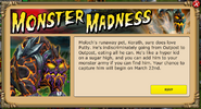 Monster Madness Info 2