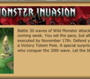 Wild Monster Invasion