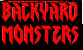 Backyard Monsters - Logo