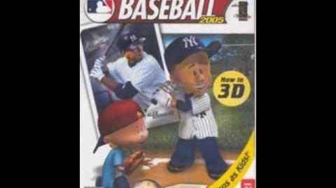 Backyard Baseball 2005 Music Marky Dubois