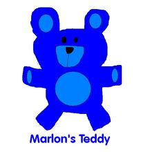 3. Marlon's Teddy