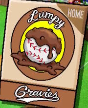 Lumpy Gravies byb logo