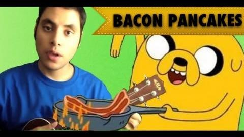 Bacon Pancakes - Extended Version! (Adventure Time Cover)