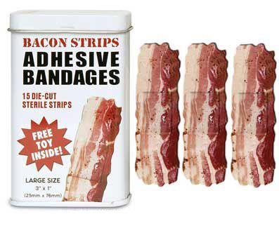 Bacon-bandaids