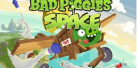 Bad Piggies Space