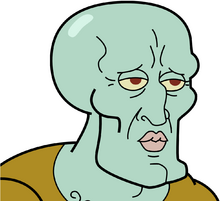 Squidward-you 00373806