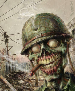 File:Zombie Sarge by The Gurch.jpg