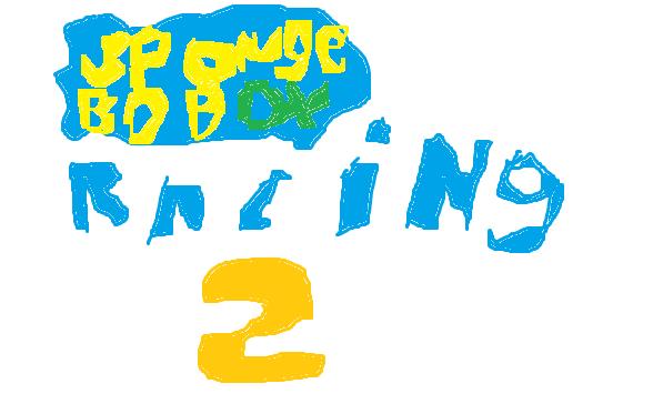 File:SpongeBob DX Racing 2 logo.png