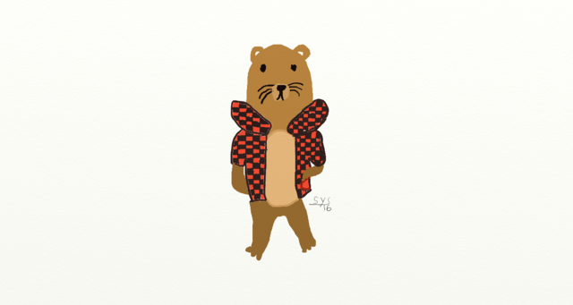 File:Fancy Otter.png