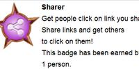 Sharer