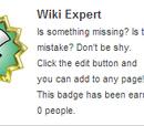 Expert en wiki