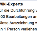 Wiki-Experte