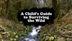 A Child's Guide to Surviving the Wild