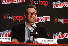 File:Tom Kenny in 2014 at New York Comic Con - Photo by Peter Dzubay.jpg