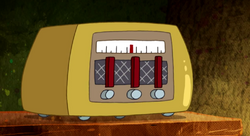 Harvey radio