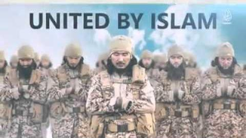 Bandera de México aparece en video amenaza de ISIS