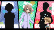 Yoshii and the boys
