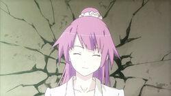 Bake 02 - hitagi's first smile