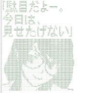 Kizu hanekawa ascii