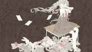 Owarimonogatari Episode 6 Endcard