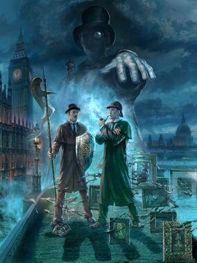 Sherlock Holmes vs Lupin