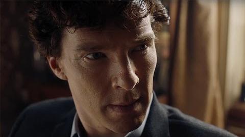 The Final Problem Trailer - Sherlock Series 4 Ep 3 - Sherlock - BBC