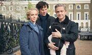Rosamund watson and family