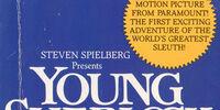 Young Sherlock Holmes (novelisation)