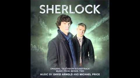 Blood On The Pavement - Sherlock Series 2 Soundtrack