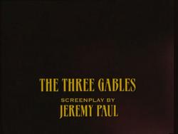 SHG title card The Three Gables