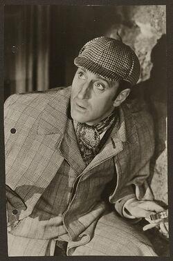 Holmes Rathbone