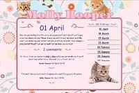 Molly's site